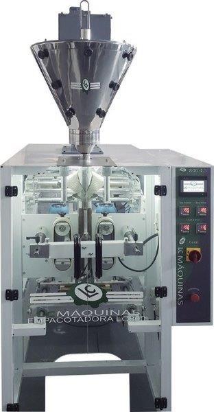 Fabricantes de máquinas embaladoras