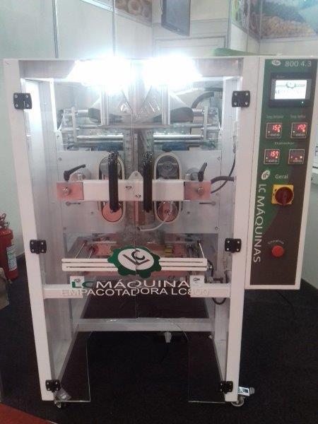 Máquina de embalar industrial