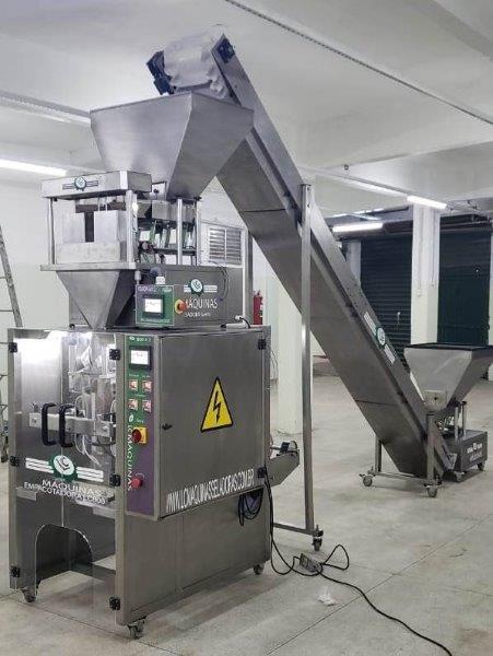 Fabricante de maquinas empacotadoras