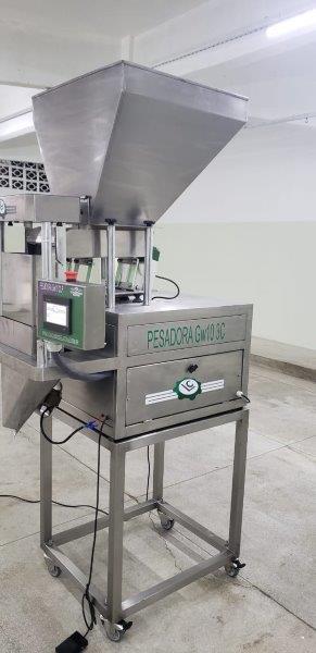 Pesadora automática