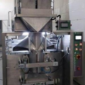 Empacotadora automática para pão francês congelado