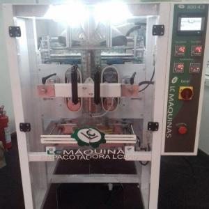 Empacotadora automática para  chips de bananas batata chips e palha